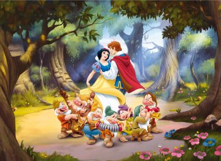 world carpets ταπετσαρίες disney ftd 0252