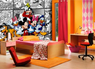 world carpets ταπετσαρίες disney ftd 0260 interior