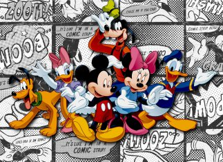 world carpets ταπετσαρίες disney ftd 0260