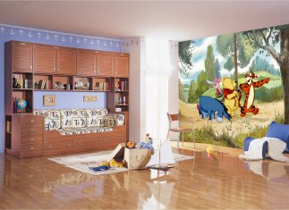 world carpets ταπετσαρίες disney ftd 0263 interior