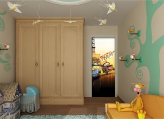 world carpets ταπετσαρίες disney ftd 0266 interior